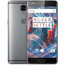 OnePlus 3 Android 6.0 4G Snapdragon 820 Quad Core 2.2GHz 6GB RAM 64GB ROM