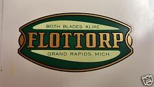 Flottorp Antique Aircraft Propeller Decal - water slide FDS-0023