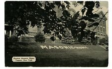 Tappan NY - GERMAN MASONIC HOME - Dexter Press Postcard