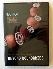 Beyond Boundaries ~ New DVD ~ Native American Indian Art Jewelry Movie Video