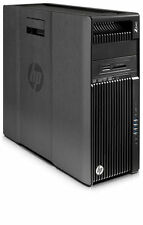 HP Workstation z640 Xeon E5-1603v3 2.8GHz, 16GB RAM, 4TB, Windows 10 Pro