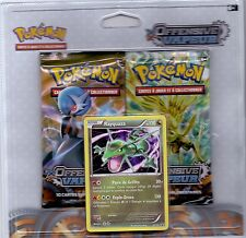 POKEMON PACK 2 BOOSTERS OFFENSIVE VAPEUR PROMO RAYQUAZA