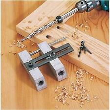 Shop Fox Steelex Pocket Hole Guide Jig for Cabinet & Furniture Making D1060 New