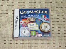 GeoMaster Entdecke Die Welt für Nintendo DS, DS Lite, DSi XL, 3DS