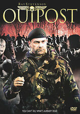 OUTPOST rare Horror dvd MERCENARIES VS. NAZI ZOMBIES Ray Stevenson