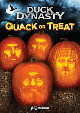 Duck Dynasty: Quack or Treat (DVD, 2014) New Free Shipping!