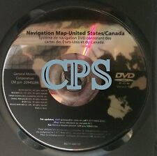 2010 2011 BUICK GMC NAVIGATION MAP CD DVD 9.3 GM part # 20945286