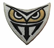 Blade Runner Owl Iron-on/Sew-on Embroidered PATCH