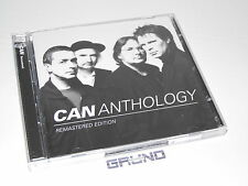 2 CD: CAN – Anthology, Remastered Edition, NEU (B4/3)