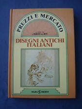 ANTIQUARIATO-PREZZI E MERCATO-DISEGNI ANTICHI ITALANI