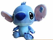 "Free Ship BNWT 20cm 7.8""  Stitch Plush Lilo&Stitch Soft Touch Toy Doll"