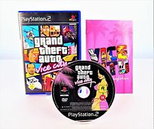 PS2 Grand Theft Auto: Vice City GTA (Sony PlayStation 2) Anleitung & OVP
