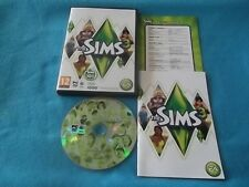 THE SIMS 3 MAIN GAME 10th ANNIVERSARY EDITION PC/MAC DVD V.G.C. FAST POST