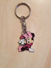 1 minnie mouse flower keyring