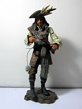 "NECA PIRATES OF THE CARIBBEAN BEST BUY EXCLUSIVE CAPTAIN TEAGUE 7"" FIGURE !"
