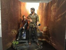 The Last Of Us Collector's Edition Statue - Joel and Ellie, Very Good Condition