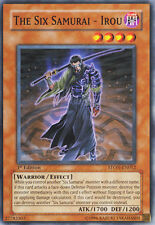 STON-EN012 The Six Samurai - Irou Unlimited Edition Yugioh Card