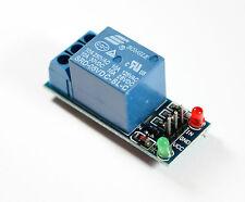1-CANALI-relè Modulo, 5v Relay moduli con LED di stato per Raspberry Pi, Arduino