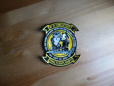 VF-31 TOMCATTERS PATCH Final Flight Baby 2006 F-14 TOMCAT Cruise uss US NAVY