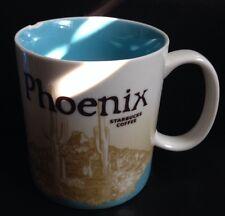 Phoenix Arizona Starbucks Coffee Mug 2011 Desert Cactus Global Icons