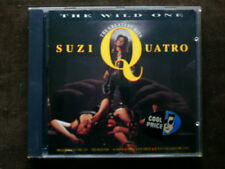 Emi CD  THE WILD ONE  von SUZI QUATRO ( 1990)