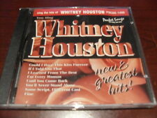 POCKET SONGS KARAOKE DISC PSCDG 1499 WHITNEY HOUSTON CD+G SEALED MULTIPLEX