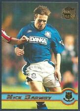 MERLIN PREMIER GOLD 1998- #071-EVERTON-NICK BARMBY