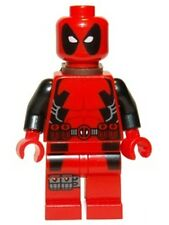 LEGO SUPER HEROES MINIFIGURE - DEADPOOL (6866)  *NUEVO / NEW*