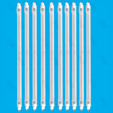 10x 400W Halogen Heater Replacement Tube 242mm Fire Bar Heater Lamp Element Bulb