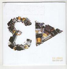 (GS212) Ex Libras, Side Step Left - 2014 DJ CD