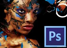 Adobe Photoshop CS6 Extended (PC) Full Version-Fast Download-With License