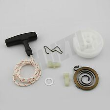 STIHL 066 065 MS660 MS650 RECOIL REWIND STARTER SPRING PULLEY PAWL ROPE ROTOR