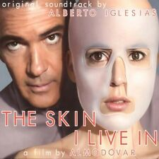 ALBERTO (COMPOSER) OST/IGLESIAS - THE SKIN I LIVE IN  CD NEU