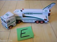 1999 HESS TRUCK  W SPACE SHUTTLE AND SATTELITE NO BOX PLS READ PARTIALLY WORKING