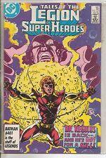 DC Comics Tales Of The Legion Of Super Heroes #340 October 1986 NM-