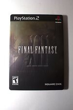 Final Fantasy XII: Collector's Edition Steelbook - Sony PlayStation 2, PS2