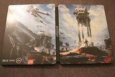 Battlefront Star Wars Steel Case STEELBOOK G2 PS4 or XBOX ONE BRAND NEW !!!!