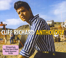 Cliff Richard : Anthology (3 CD)