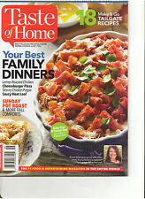 TASTE OF HOME YOUR BEST FAMILY DINNERS SUNDAY POT ROASTS SEPT/OCT 2016 NO CUTS