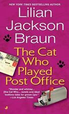 Acc, The Cat Who Played Post Office (Cat Who...), Lilian Jackson Braun, 05150932