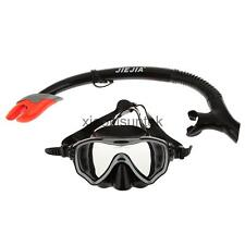 Adult Diving Dive Mask Goggles Scuba Snorkeling Set Swimming Underwater