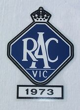 NEW AUSTRALIAN MADE 1973 RACV DECAL SUITS LJ HQ HOLDEN TORANA + MONARO