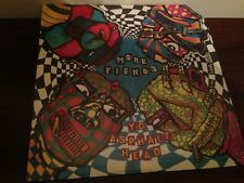 "MORE FIENDS - YO ASPHALT HEAD 12"" LP USA PUNK GARAGE ROCK"