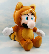 New FOX KITSUNE LUIGI 7in SUPER MARIO BROS PLUSH DOLL TOY FIGURE CUTE Xmas Gifts