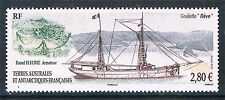 French Antarctic/TAAF 2016 Ship Reve 1v MNH