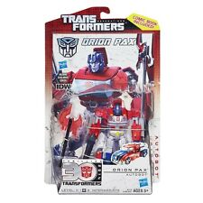 Transformers Generations Deluxe Class Orion Pax Action Figure by Hasbro