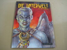 Die Unterwelt # 1 - Dufaux & Serpieri - Kult Editionen Verlag