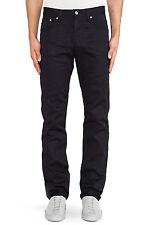 Naked & Famous Men Jeans 018162 Slim Guy Lightweight Indigo Indigo 8 oz size 31