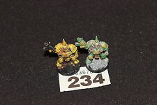 Games Workshop Warhammer 40k Chaos Space Marines Nurgle Metal Rogue Trader Era