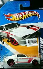 Hot Wheels | '67 Shelby GT-500 (White)